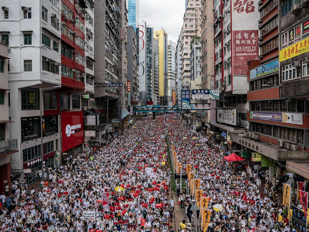 hong kong protest - photo #2